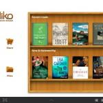 Aldiko Main Screen