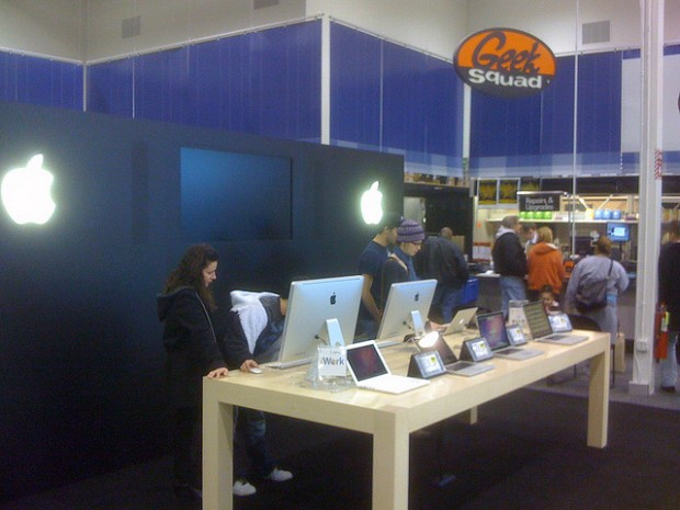 Apple Store Within Best Buy