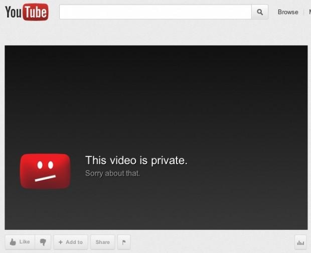 Apple iPad 2 videos private