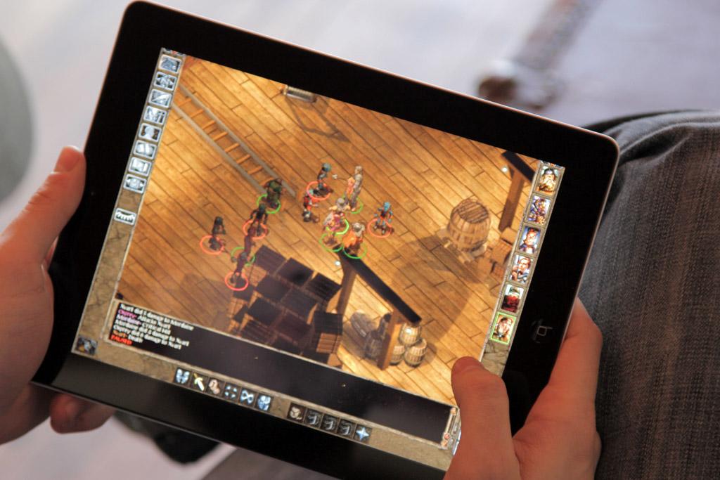 Baldur's Gate: Enhanced Edition for iPad