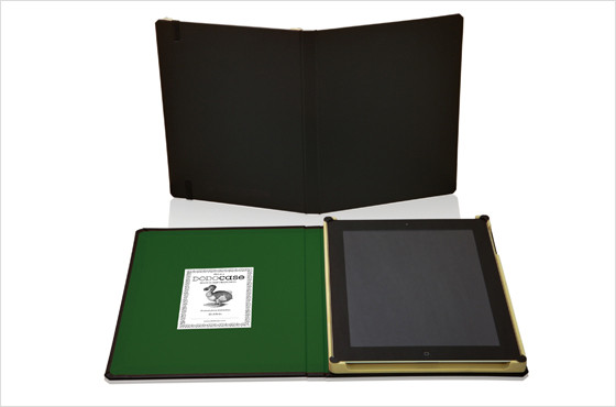 Dodocase Classic Bookbindery Case for iPad 3rd gen