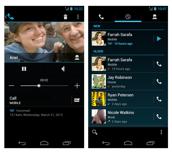 Google Voice for Android