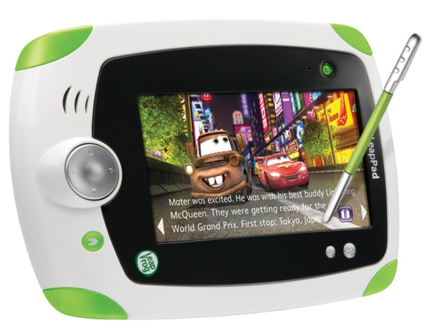 LeapFrog LeapPad -- Ages 4 - 9 ($99.99)