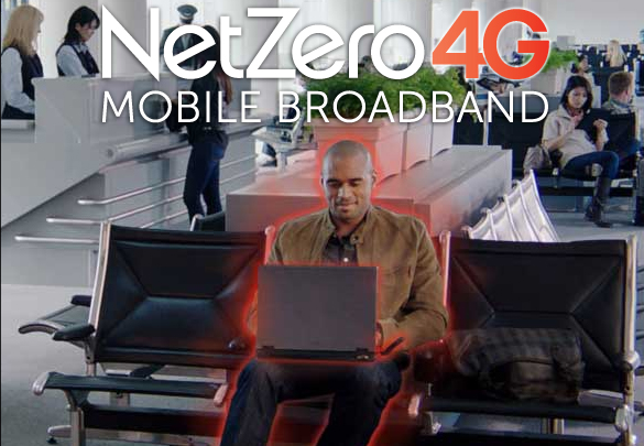 NetZero 4G Mobile Broadband