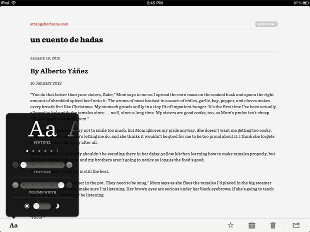 Readability - Free