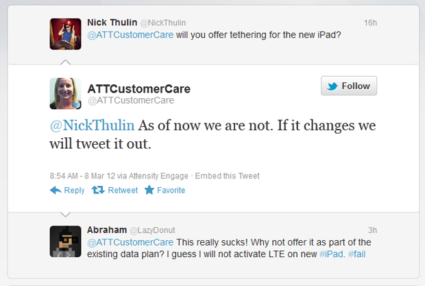 @NickThulin As of now we are not. If it changes we will tweet it out.