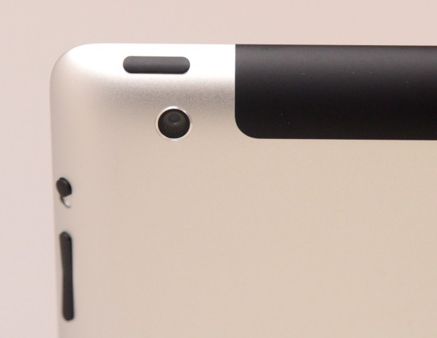 Next Time Apple, Upgrade the iPad's Front-Facing Camera