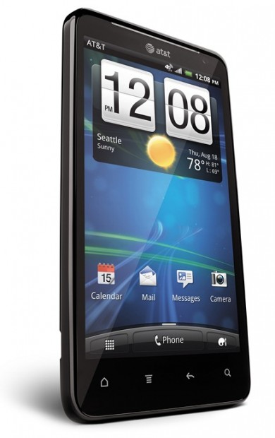 HTC Vivid Gets Android 4.0, LG Thrill 4G Gets Android 2.3