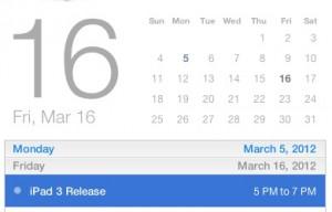 iPad 3 Release Date iPad HD