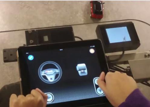 ipad remote control app