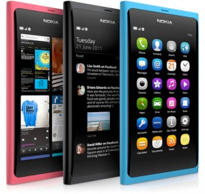 Nokia Making Two New Low-End MeeGo Phones