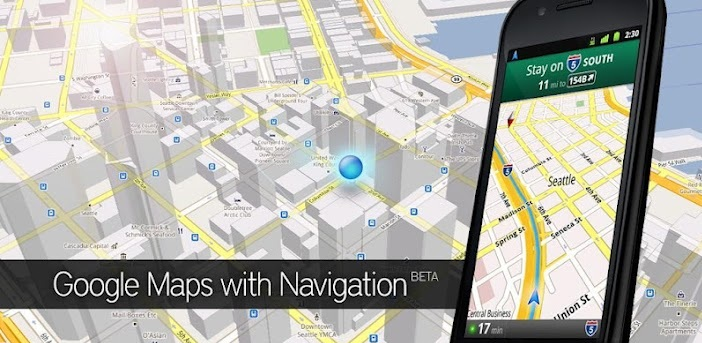 Google Maps for Android Adds High-Res Maps, New Route Options
