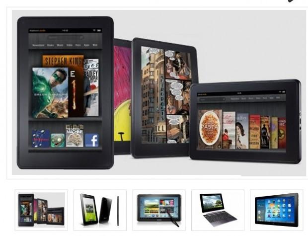 new iPad alternatives