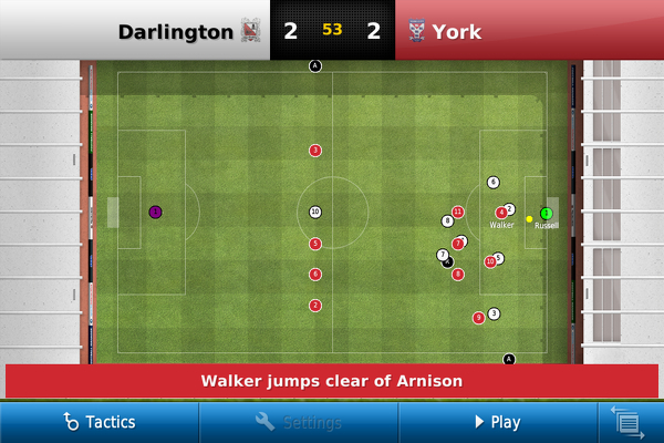 Football Manager Handheld Hits Android on April 11th