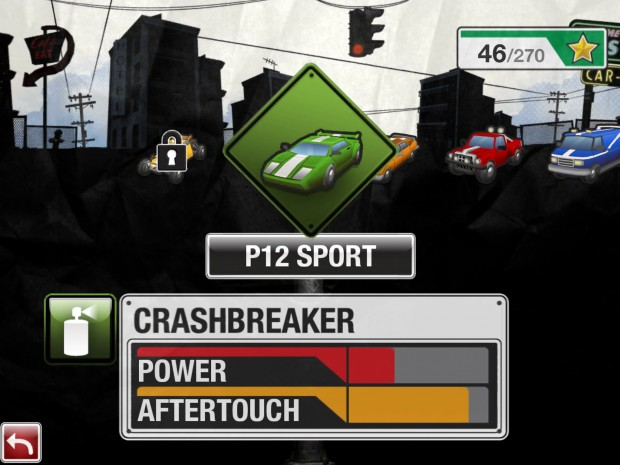 Burnout Crash Review - iPhone-iPad Cars