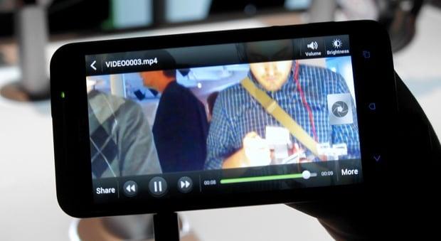 HTC EVO 4G LTE Camera App