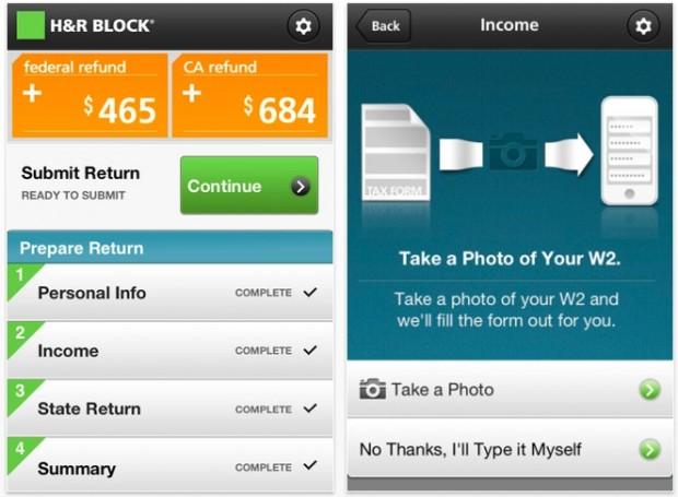 Free Tax Filing H&R Block