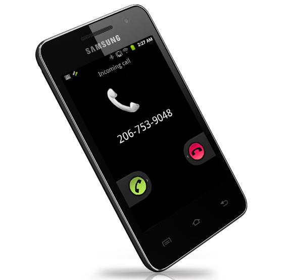 Galaxy Player 3.6 as Bluetooth handset