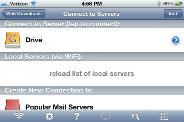 Google Drive iPhone App - Drive on iPhone