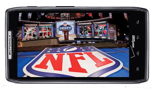 NFL Mobile for Verizon