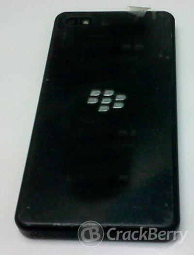 BlackBerry 10 Developer Handset Gets Pictured