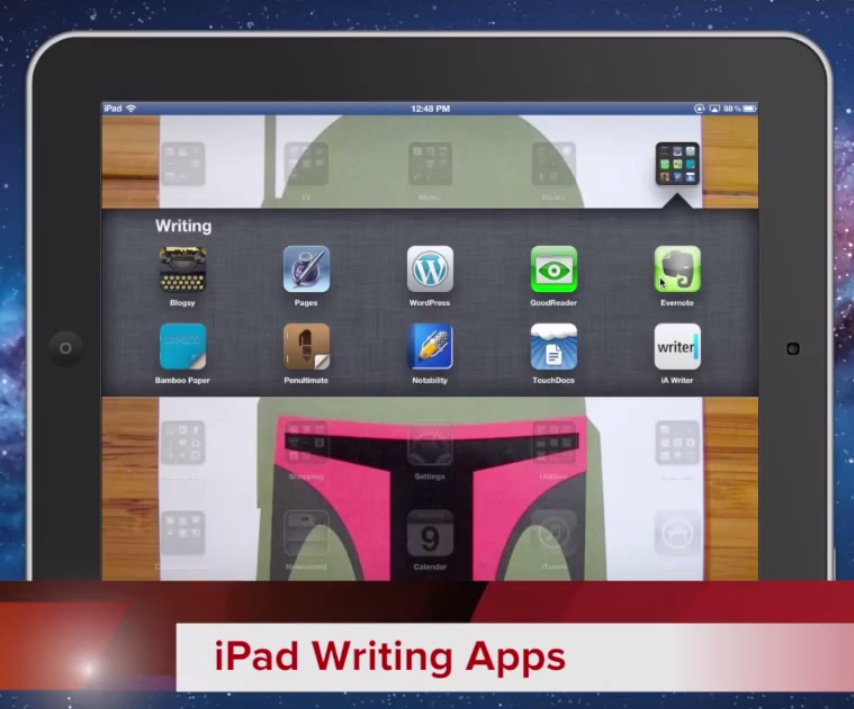 How to write ipad apps