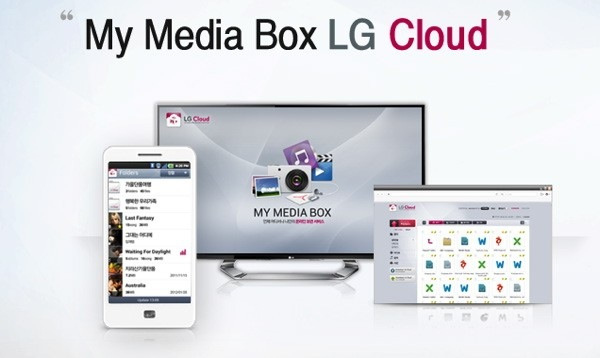 LG Cloud Connects Android Phones, PCs, and LG TVs