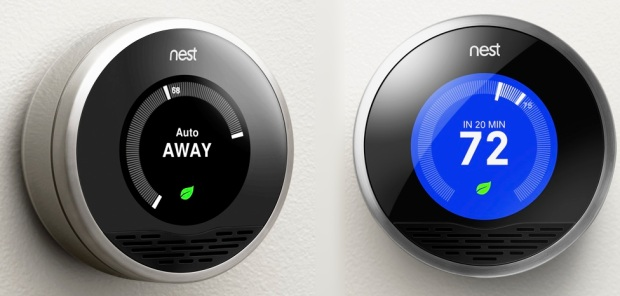 Nest Thermostat [Eco-Home]