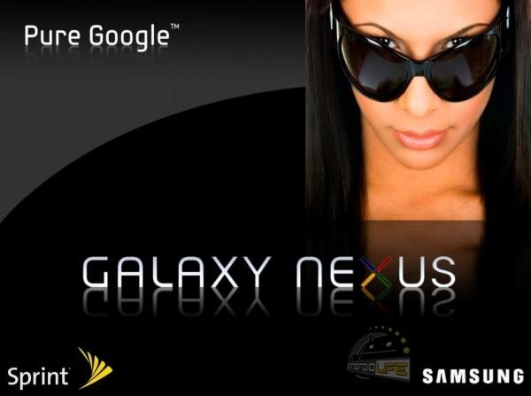 Sprint Galaxy Nexus Looks Good for April