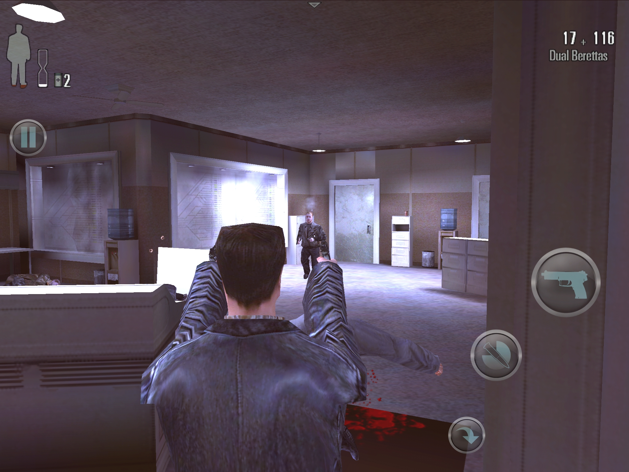 Max Payne For Iphone And Ipad Review