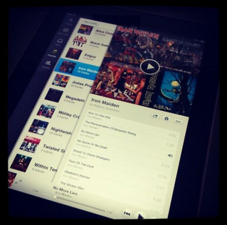 Spotify for iPad Is 'In The Works'