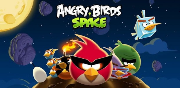 Angry Birds Space Hits BlackBerry App World