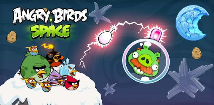 Angry Birds Space for Android Gets An Update