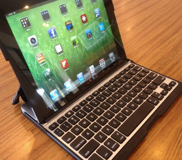 ZAGGfolio Keyboard Case