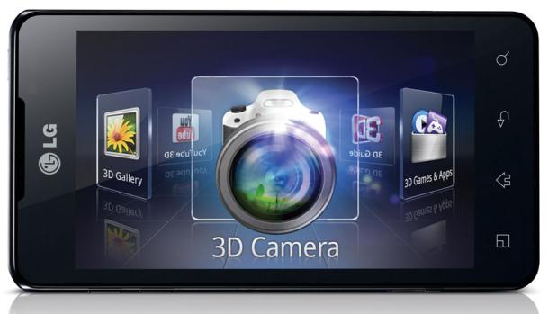 LG Optimus 3D Max Hands On