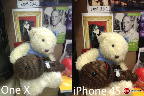 Evo 4G LTE camera vs. iPhone 4S Camera