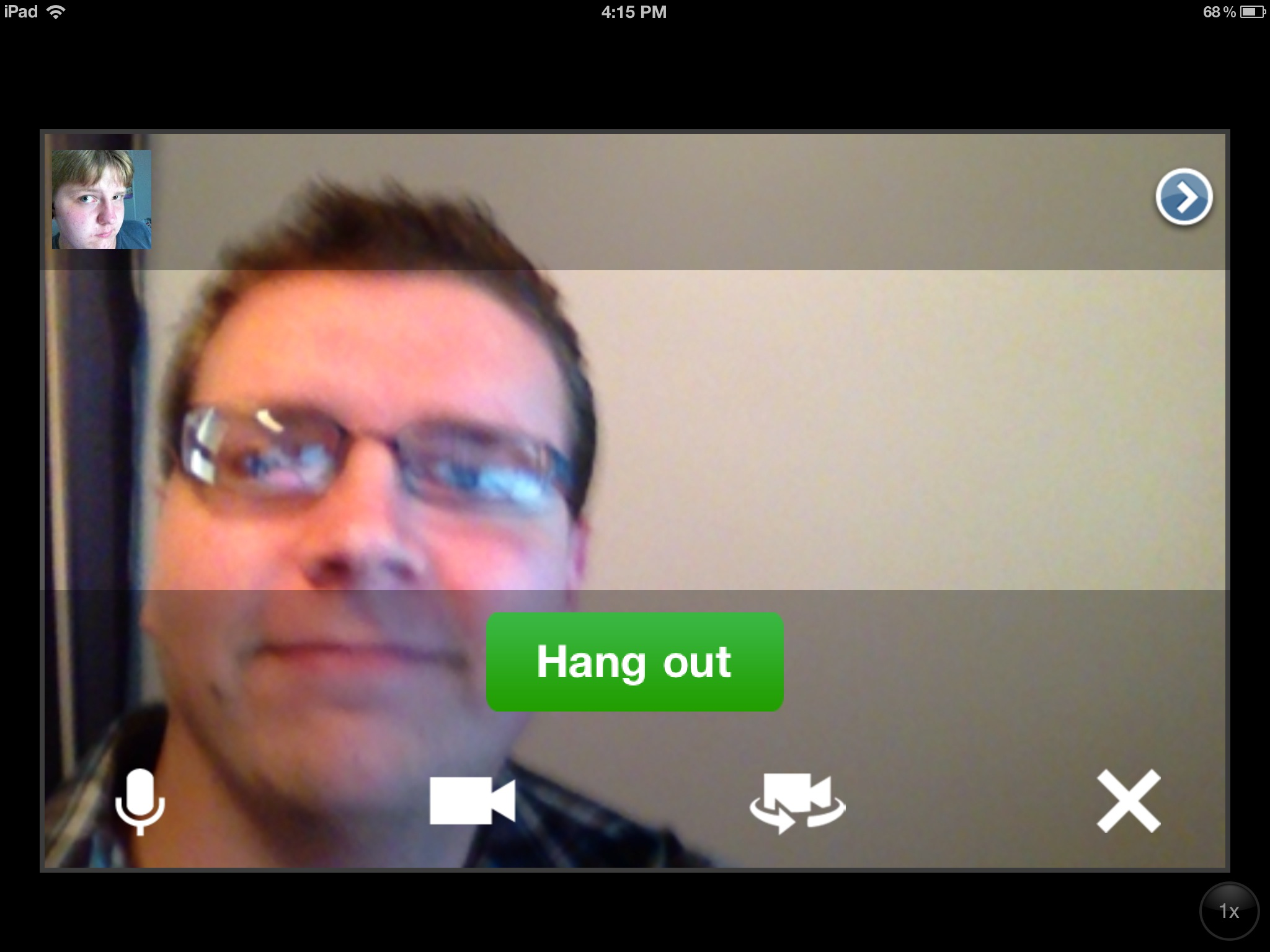 How To Join a Google+ Hangout From the iPad