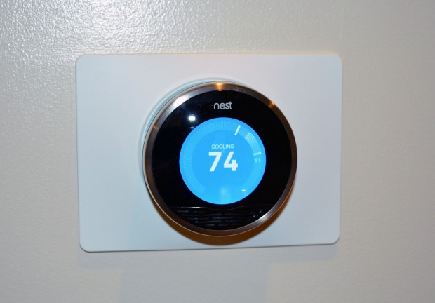 Nest Learning Thermostat Installation Review  U0026 First