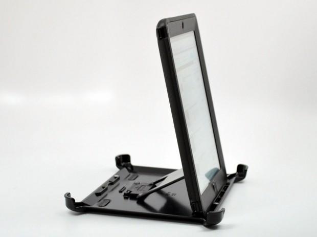 New iPad OtterBox Defender Case Review - portrait