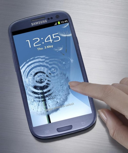 Blue Samsung Galaxy S III Delayed?