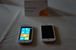 AT&T Samsung Focus 2 Hands-on Video