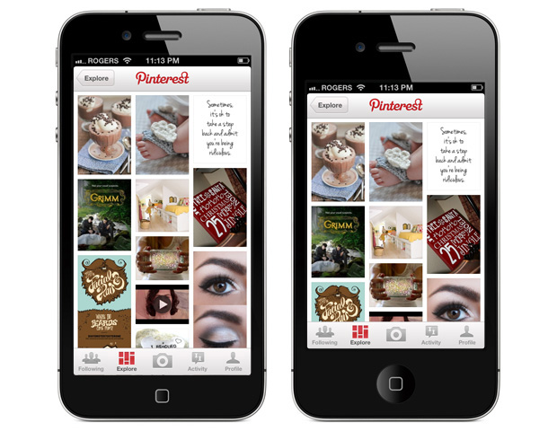App on taller iPhone 5 4-inch display