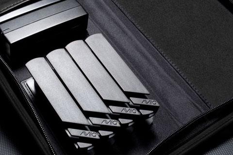 aviiq portable charging stateion rack system