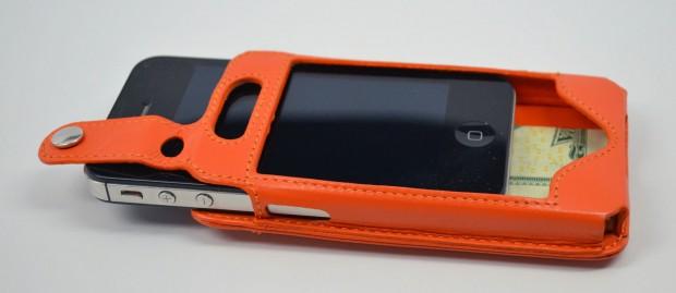 Sena WalletSlim iPhone 4S Wallet Case Review - money hiding place