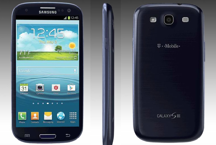T-Mobile Galaxy S III Release Date