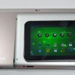 Toshiba Excite 13 Review -sizes