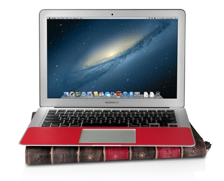 TwelveSouth SurfacePad Leather Palmrest for MacBook Air