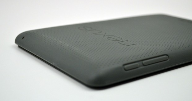 Official Nexus 7 Case Review - buttons
