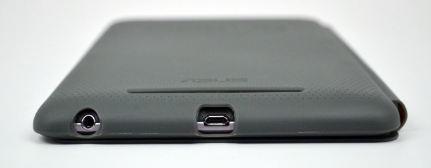 Official Nexus 7 Case Review - ports
