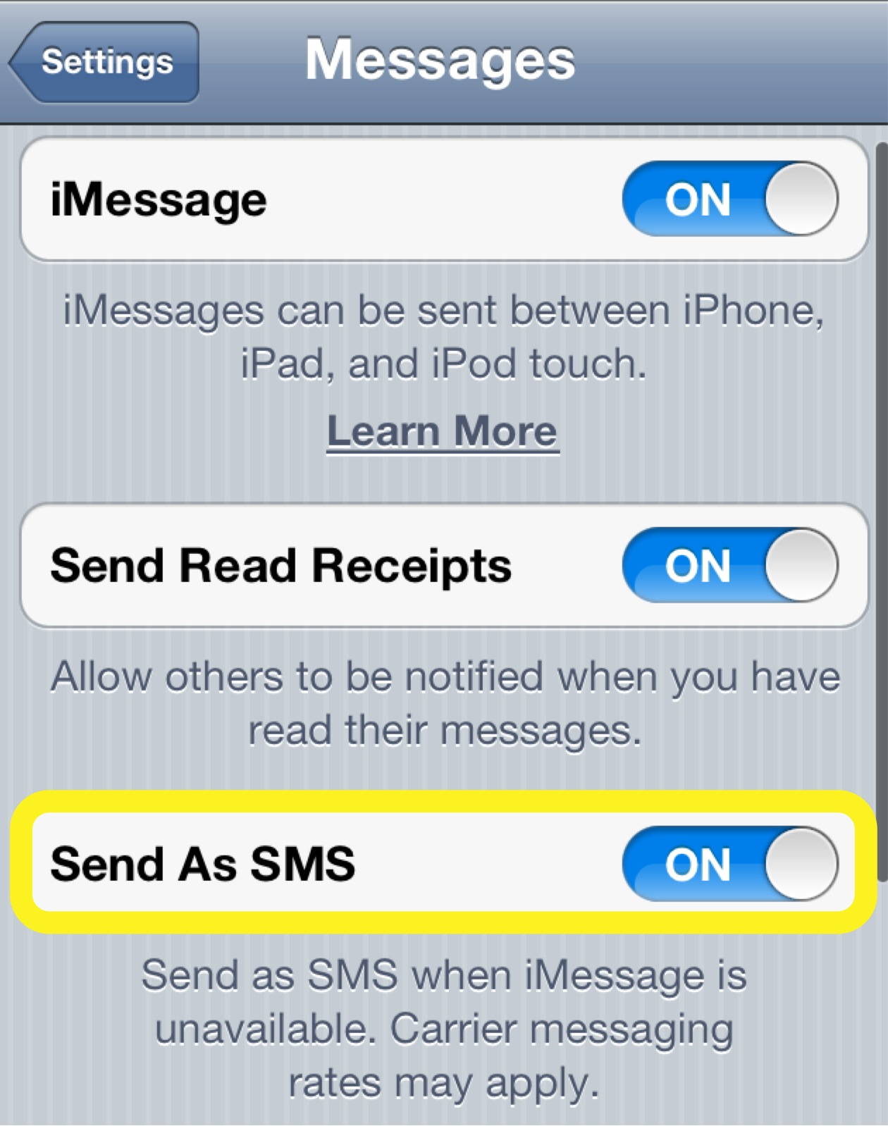 iphone not sending imessages how to send an imessage as a text message 15346